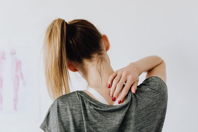 腰痛とストレス
