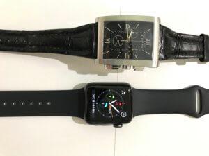 腕時計嫌いなボクがようやくAppleWatchを買った理由