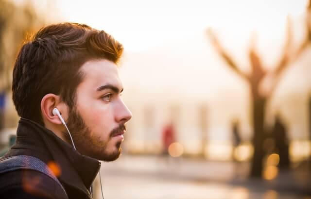 耳で聴くスポーツ選手の本