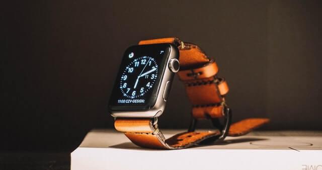 営業マンがApple Watch