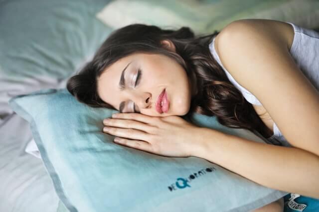 寝れないときの対処方法 <睡眠グッズ選び>