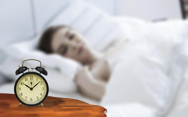 早起きできない