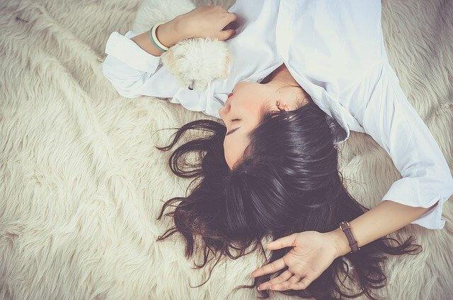 寝れないときの対処方法 <寝るまえの習慣づくり>