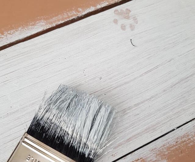 オスモカラーを使ったウッドデッキの塗り方