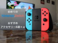 初めてのNintendo Switchおすすめアクセサリー
