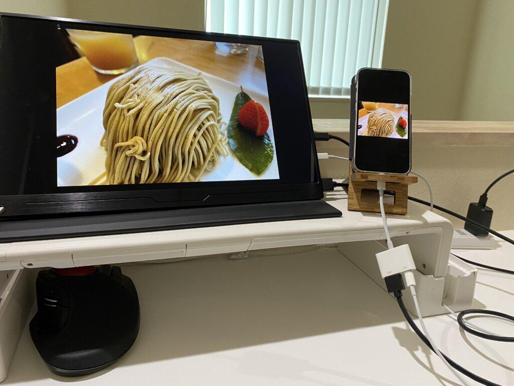 EVICIV EVC-1506とiPhoneを接続する使い方