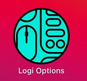 トラックボールM575をLogicool Optionsで設定