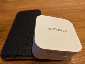 RAVPower RP-PC128の性能をレビュー