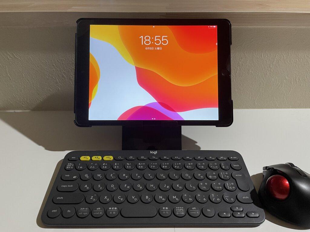 【Logicool K380 レビュー】iPad用のおすすめキーボード